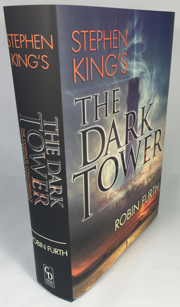 Stephen King's The Dark Tower: The Complete Concordance (Revised and Updated)