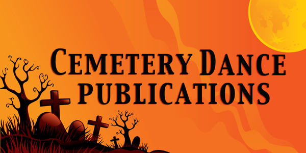 Halloween at Cemetery Dance Publications