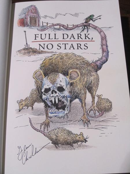 Stephen King Full Dark no Stars Full Dark no Stars Remarque