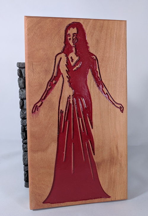 Carrie Wood Relief