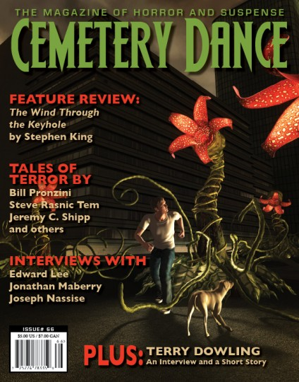 Cemetery Dance: Issue 65