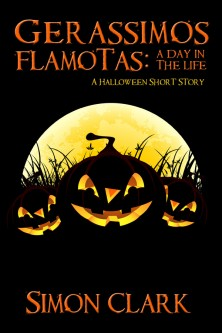 gerassimos flamotas a day in the life a halloween short story ebook