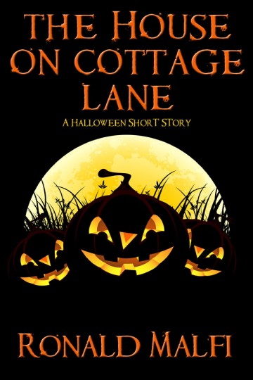 The Halloween House Book | The House On Cottage Lane A Halloween Short Story Ebook Cemetery