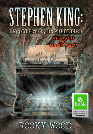 Stephen King Uncollected Unpublished Ebook Cemetery Dance Publications