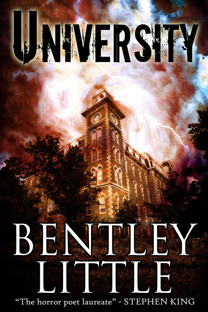 Bentley Little Cemetery Dance Publications