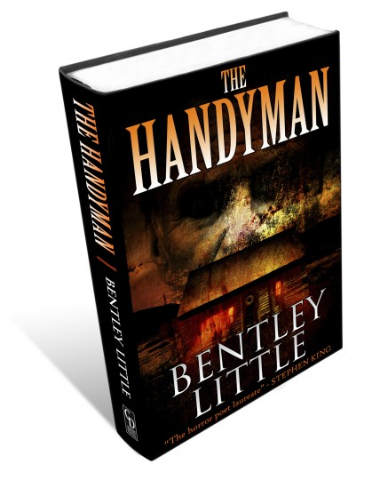 The Handyman: A New Novel: Cemetery Dance Publications