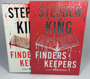 Slipcase for finders keepers by stephen king cemetery dance slipcase for finders keepers by stephen king fandeluxe Images